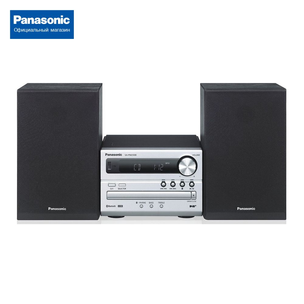 Микросистема Panasonic SC-PM250EE-S