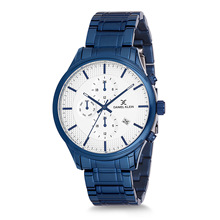 Daniel Klein DK012578B-06 Men Wristwatch Clock cheap 3Bar Fashion Casual
