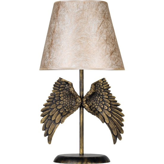Ангел с крыльями абажур