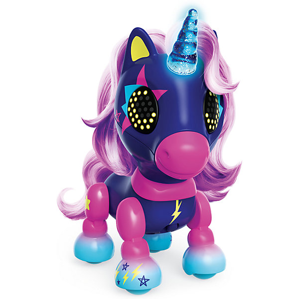 Interactive Toy Spin Master Zoomer Happy Unicorn Mid
