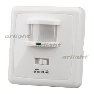 017834 Motion Sensor PIR09A (angle 160 °) Box-1 Pcs ARLIGHT-Управление Light/motion Sensor, Photocell/infrared ~ 86