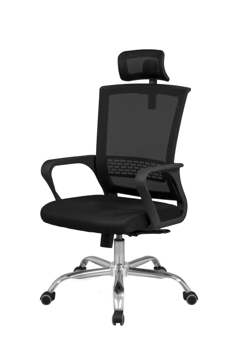 Office Chair MAXX With Metal Frame And PVC, Swivel Chair, Office Chair, Office Chair, Desk Chair, Chairs