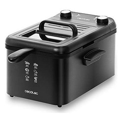 Deep-fat Fryer Cecotec CleanFry Infinity 3000 3 L 2400W Black