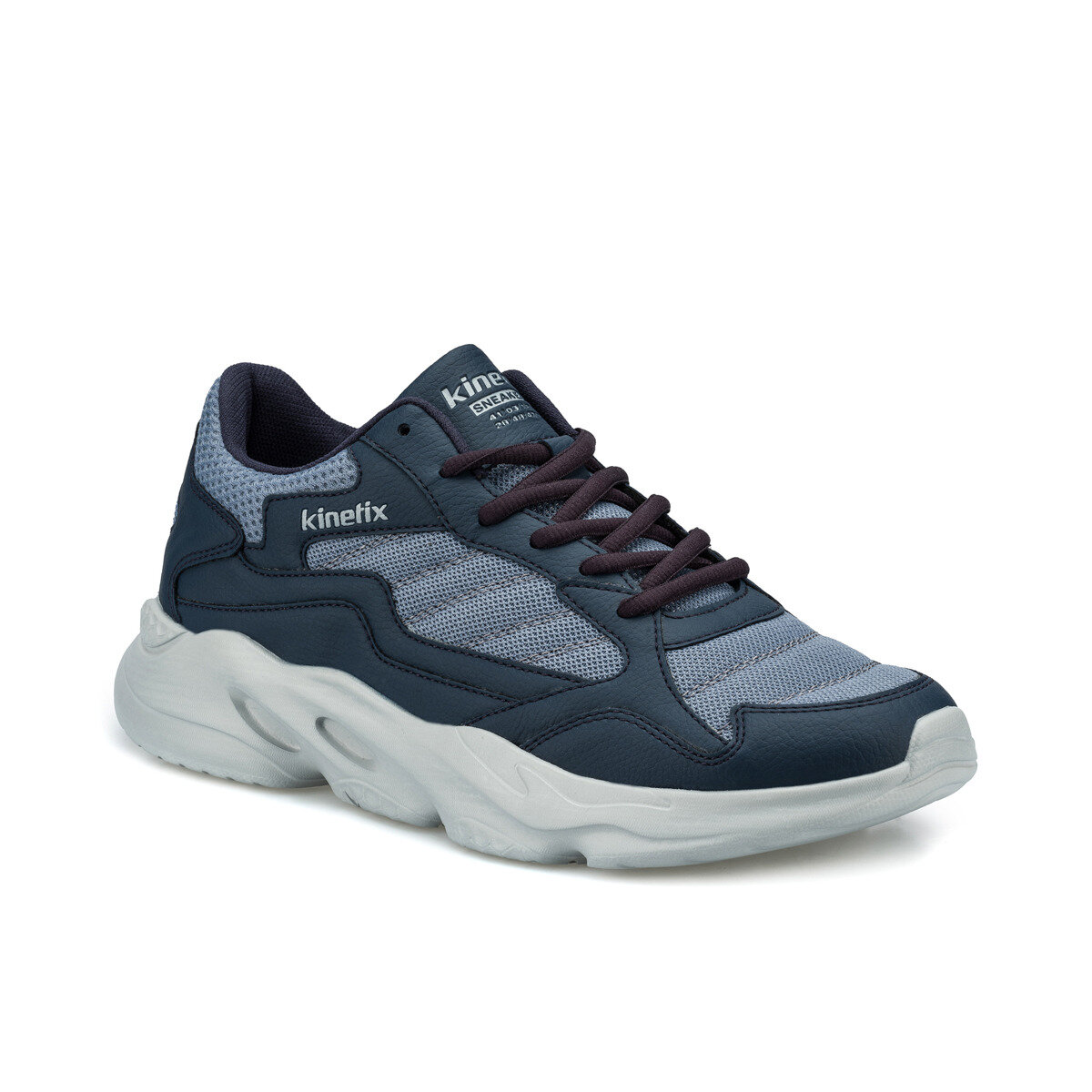 FLO EPIC MESH M Navy Blue Men 'S Sneaker Shoes KINETIX