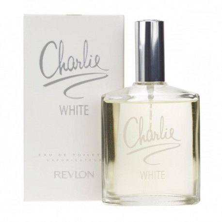 CHARLIE WHITE REVLON EDT 100ML