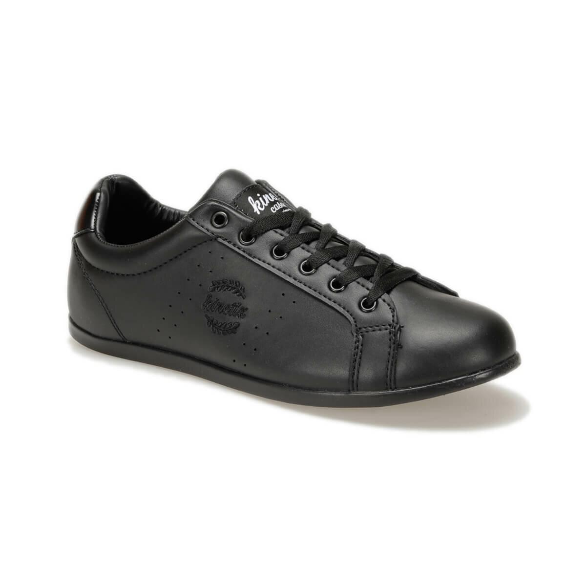FLO YOKOHAMA Black Women 'S Sneaker Shoes KINETIX