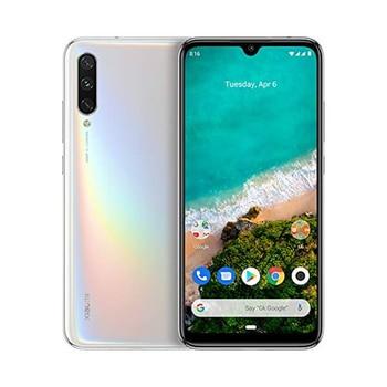 Перейти на Алиэкспресс и купить Xiaomi My A3 4 ГБ/64 Гб Белая Двойная SIM