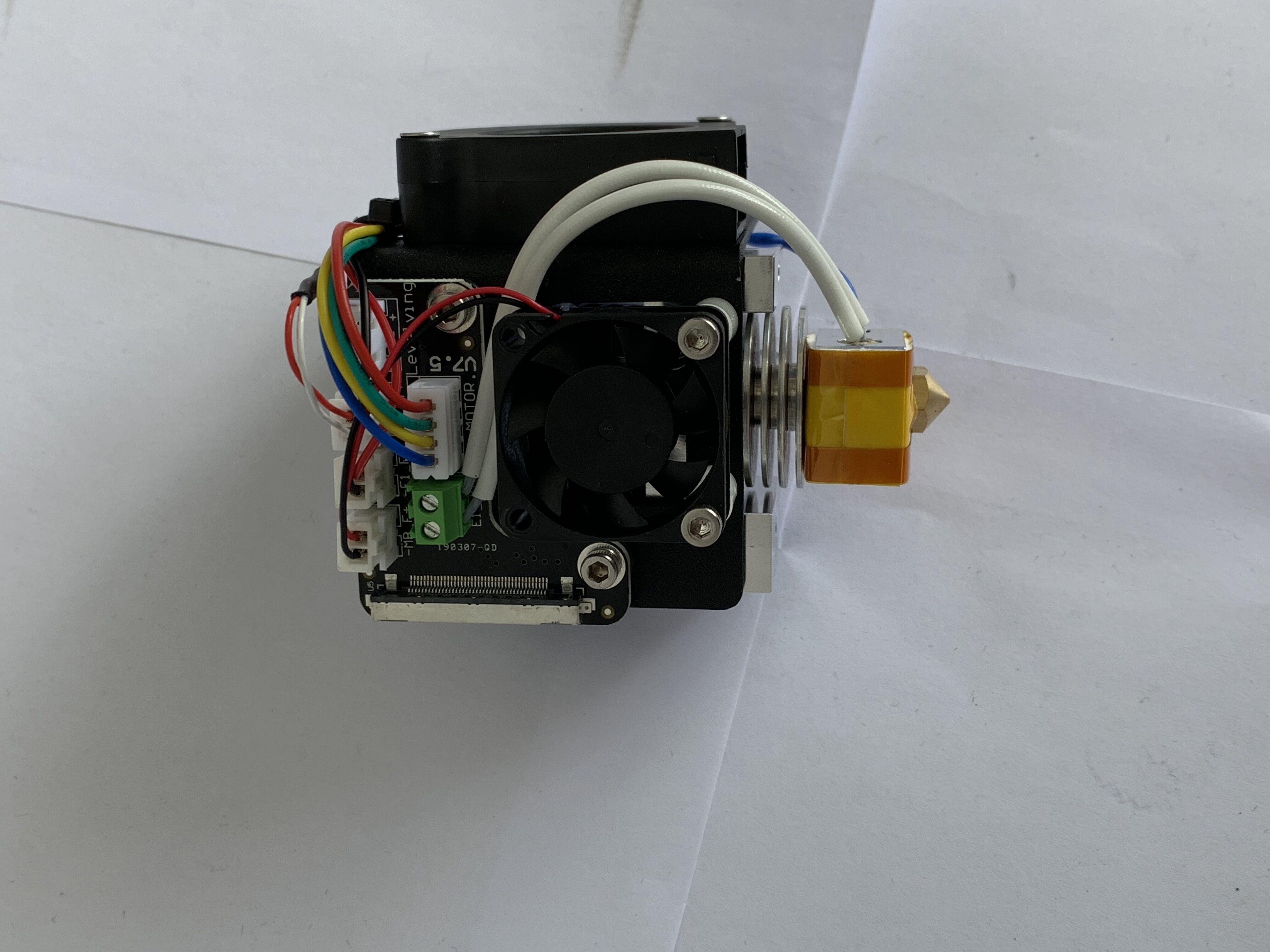 QIDI TECH нормальный экструдер для QIDI TECH x plus/x max высокое качество с конкурентоспособной ценой Детали и аксессуары для 3D-принтеров      АлиЭкспресс