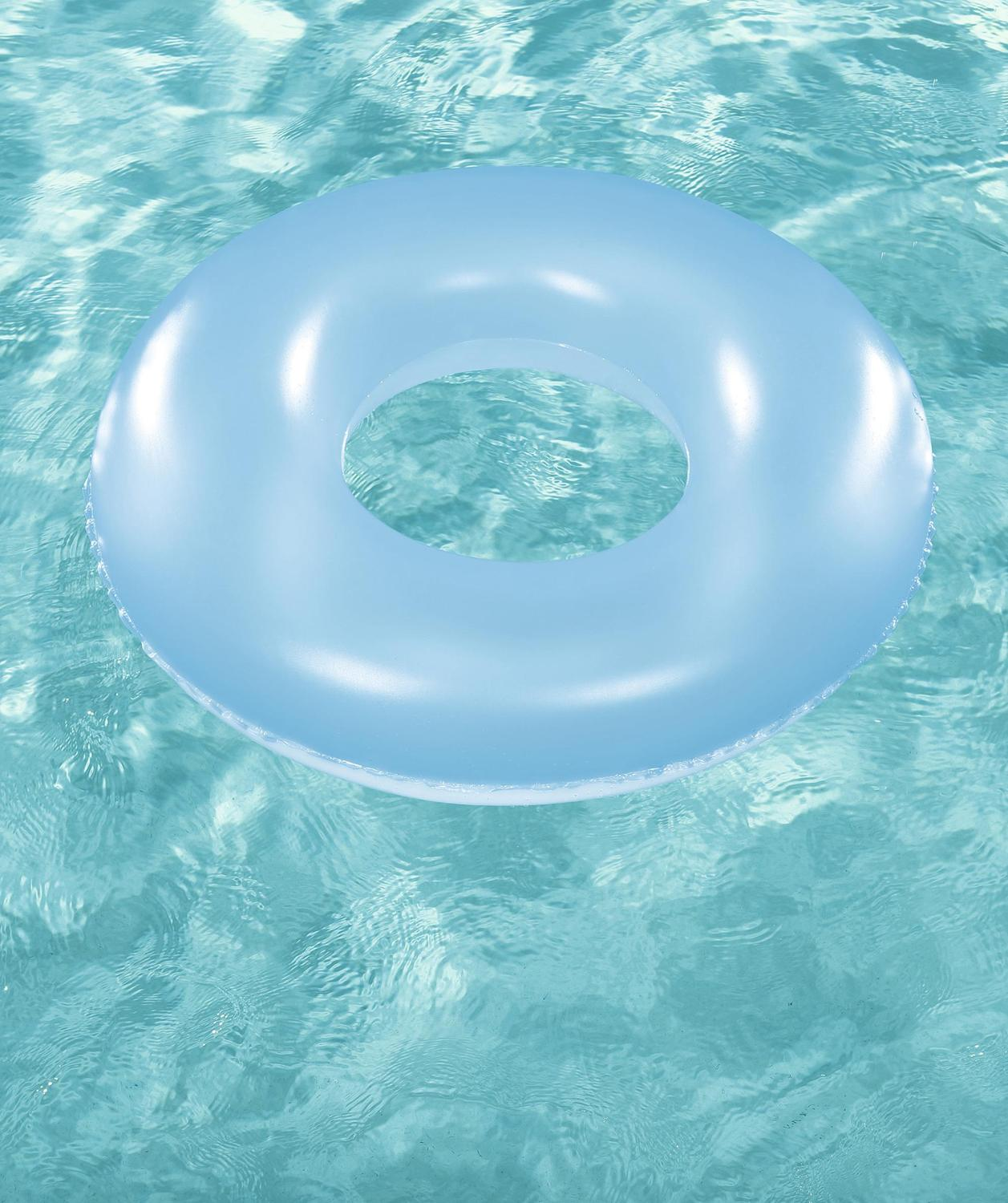 Inflatable Circle Swimming 76 Cm, From 8 Years, Bestway