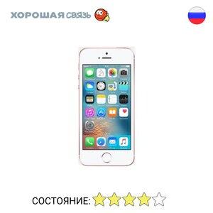 Телефон Apple iPhone SE 16Gb, уцененный, б/у, Хорошее состояние