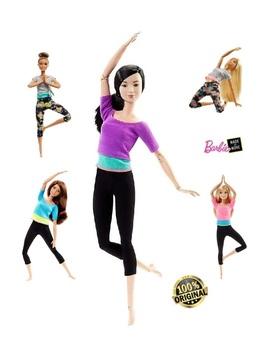 Oryginalna Barbie DHL84 Barbie wykonana do przenoszenia lalki niekończący się ruch azjatycka lalka Barbie czarne włosy czarne rajstopy оригиналная барби кукл tanie i dobre opinie CN (pochodzenie) DHL84 DHL82 DJY08 FTG81 FTG82 FTG84 Model Film i telewizja FASHION DOLL Baby dolls + 3 age Moda Produkty na stanie