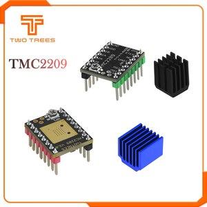 Makerbase MKS TMC2209 V2.0 Stepper Motor Driver StepStick TMC2208 2.5A UART ultra silent For Ender 3 SKR _L Gen_L Robin Nano