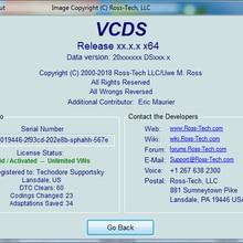 VAG-COM sistema de diagnóstico vcds 20.12.0 software completo