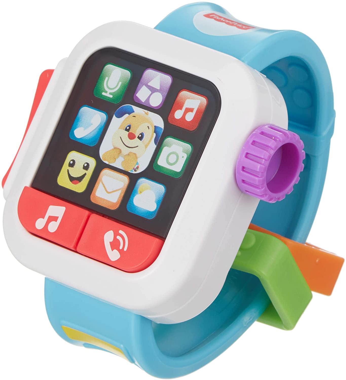 Fisher Price Fun & Learn Smartwatch Turkish And English Language