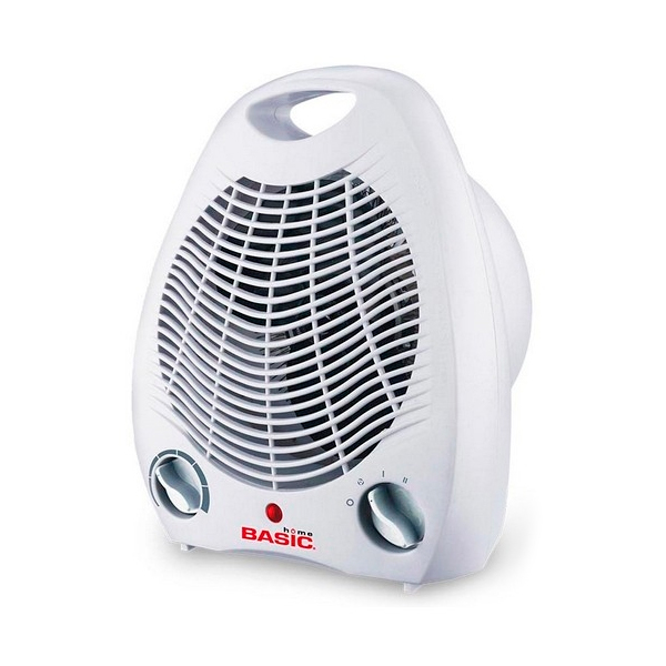 Portable Heater Basic Home 1000-2000W White