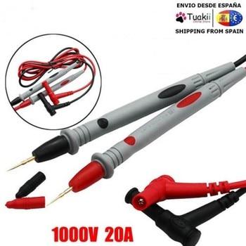 Tweezers test tips probe multimeter Cable 90cm 1000V 20A светильник подвесной toplight laurel tl1201h 01bk