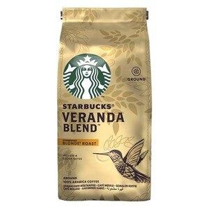 Starbucks®Veranda Blend Blonde Roast, ground coffee 200g