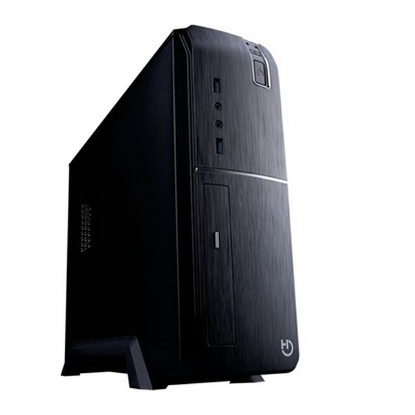 Desktop PC Iggual PSIPC337 I5-8400 8 GB RAM 480 GB SSD Black