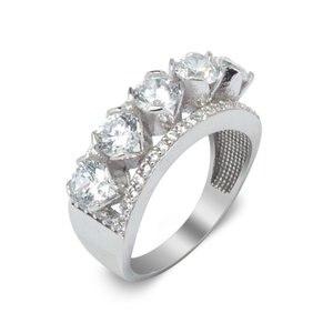 925 пробы Серебряное кольцо янташлы