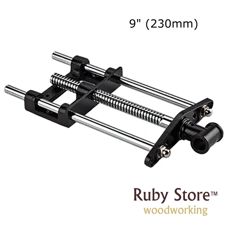 9inch  230mm  Woodworking  Front Vice for Workbench