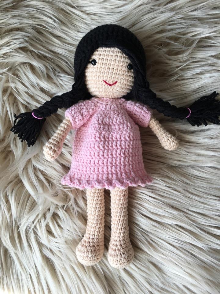 The Moody Homemaker: Another Crochet / Amigurumi Doll | 960x720