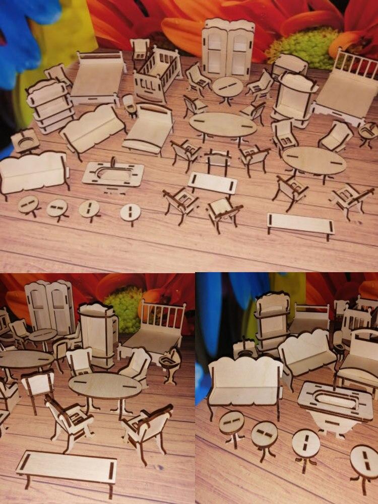 Wooden 3D Designer From