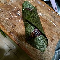紫菜包饭的做法图解10
