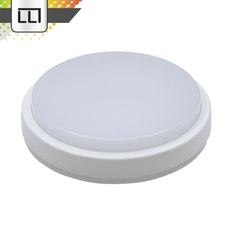 Lamp led sealed 2301 12W 230V 4000K 960lm CIRCLE IP65 LLT светильник led jazzway pbh pc2 ra 12w компакт 4000k white ac 230v 50hz