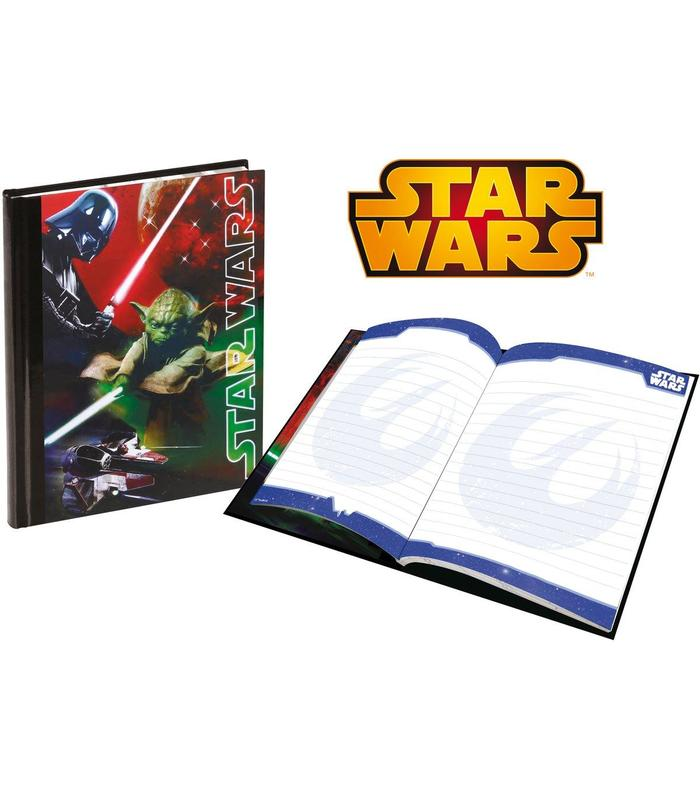 Star Wars Notebook Toy Store Articles Created Handbook