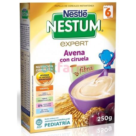 Nestle Nestum Oats With Plums 250 GR