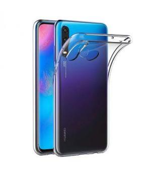 Funda de gel TPU carcasa silicona para movil Huawei P30 Lite Transparente
