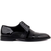 Sail Lakers - Genuine Patent Leather 2020 Men Shoes Lace-up