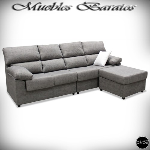 Sofas Chaiselongue Ref-07
