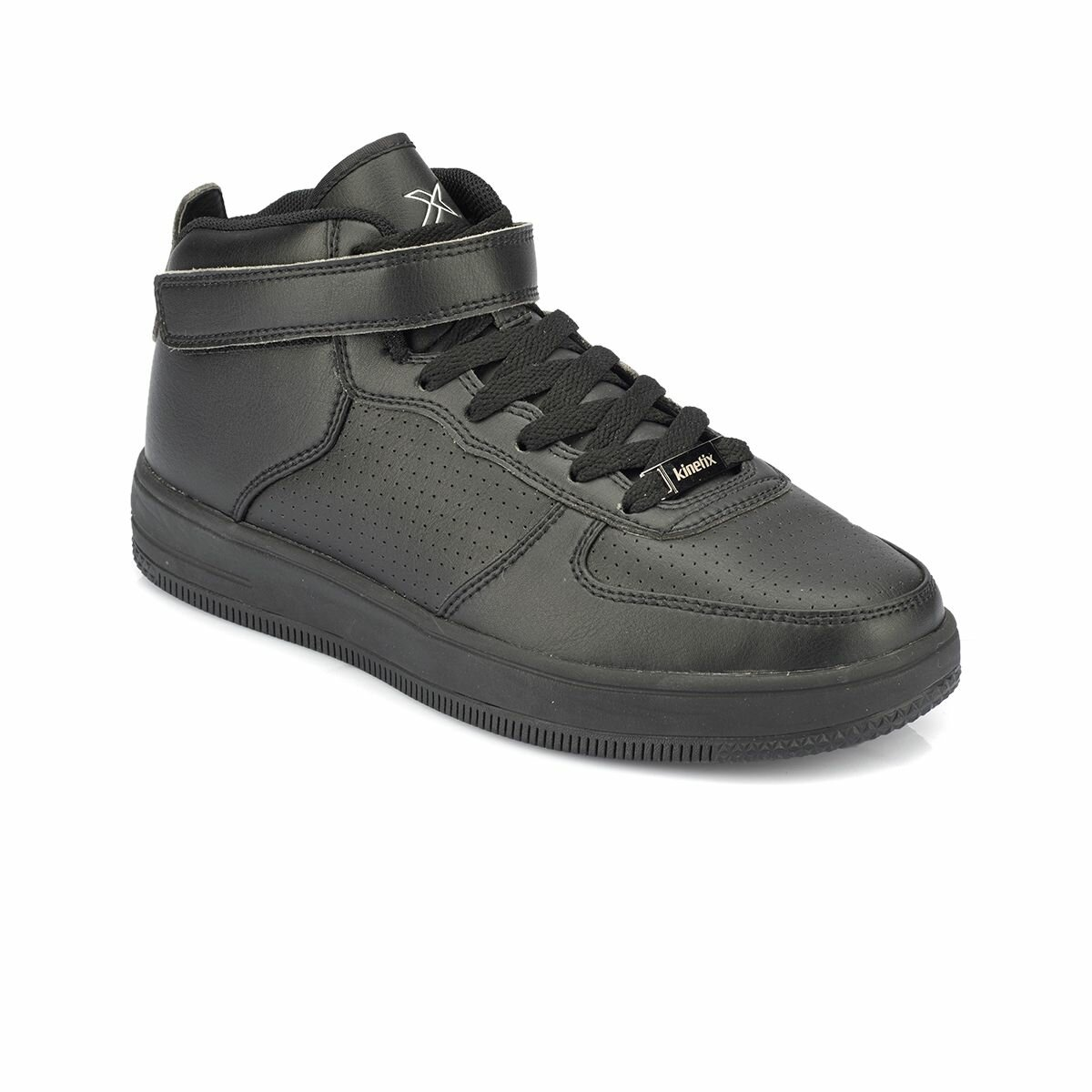 FLO ABELLA HI Black Women 'S Sneaker Shoes KINETIX