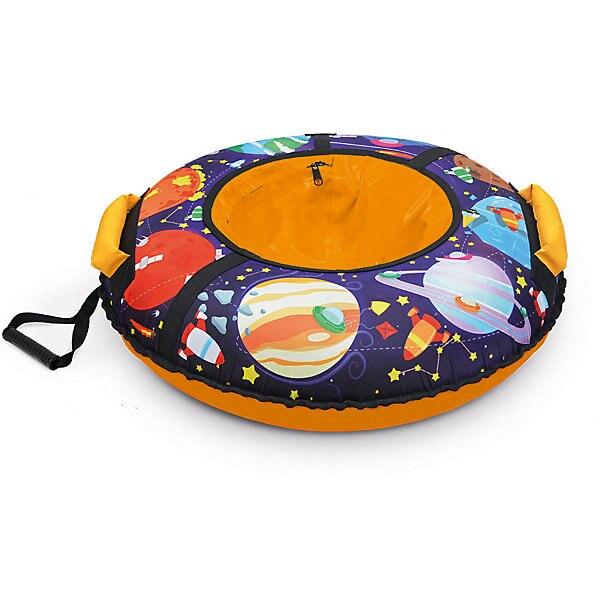 Tubing Nika With Planets