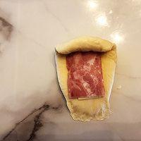 """#美食说出""""新年好""""#双倍芝士的培根葱香小面包的做法图解8"""