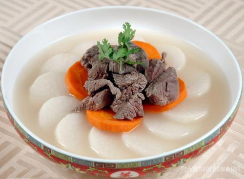 脾胃虚易衰退,6款健康养生特色美食,吃到好容貌