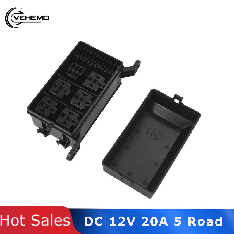 Auto fuse box 6 relay relay holder 5 road The Nacelle Insurance Car Insurance