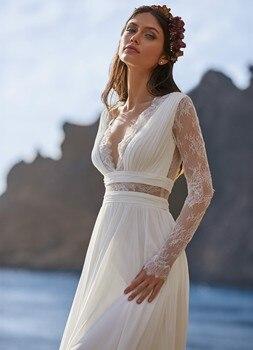 Robe Mariée Bohème Vintage Léonie