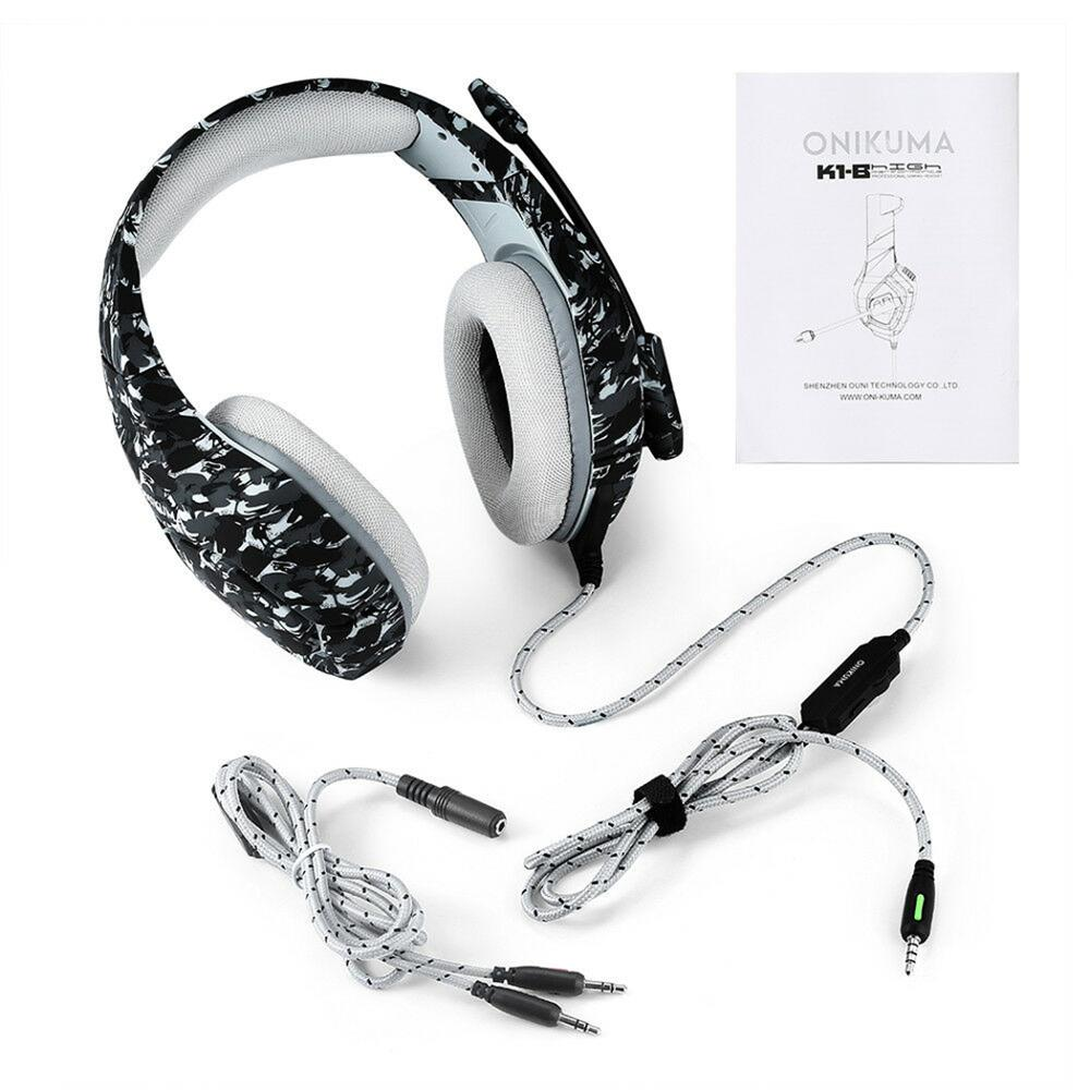 Gaming Headset headphones with microphone