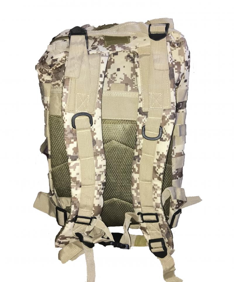 BACKPACK FOR HUNTING AND FISHING CAMPING ARMY TYPE