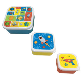 Set 3 Tapers Galaxy Lunch-Details and gifts for weddings, christening suits, communions, birthday and holiday.