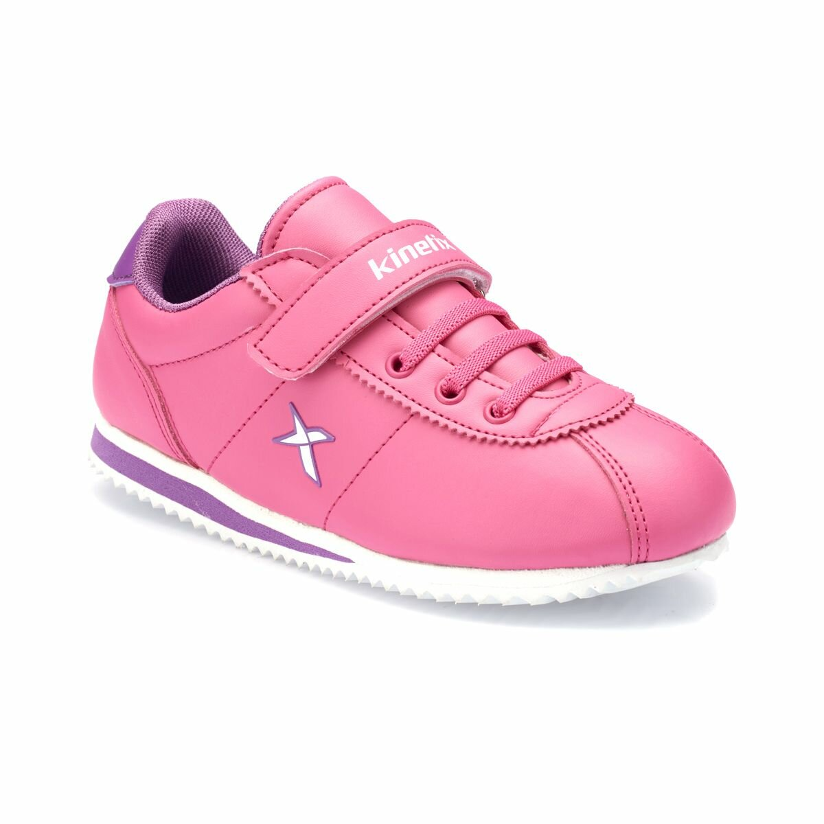 FLO KINTO Fuchsia Female Child Sneaker Shoes KINETIX