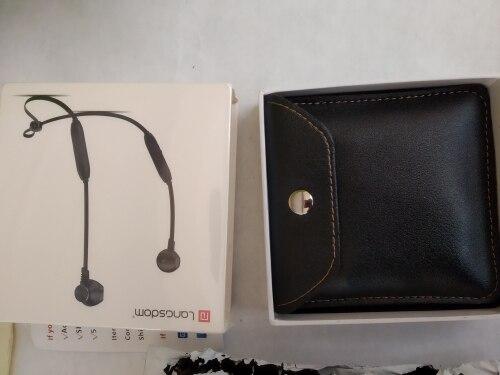 Langsdom L5B/L5Pro Bluetooth Earphone With Mic Wireless headsets Bluetooth Headphone Half In ear Sport fone de ouvido bluetooth-in Phone Earphones & Headphones from Consumer Electronics on AliExpress