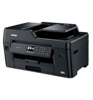 EQUIPMENT MULTIFUNCTION BROTHER MFC J6530DW 22 PPM/20 PPM COPIER SCANNER FAXING PRINTER INJECTION INK