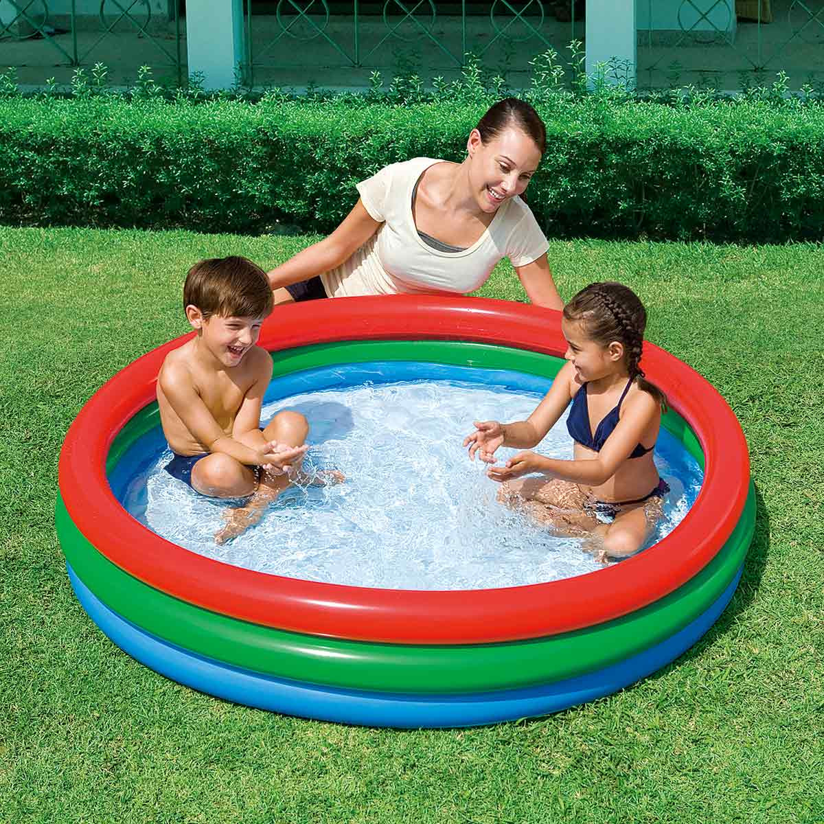 Bestway Inflatable Pool Child Play Summer-51103B