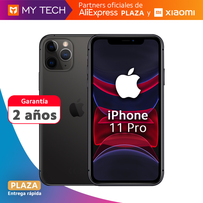 Apple iPhone 11 Pro, mobile smartphone free shipping, ORIGINAL, old 2 warranty, 64GB, space gray, free shipping