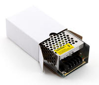 Power supply s n 36 12, 36 W, 12 V, 3 A, IP22 power supply for led strip, led driver, transformer