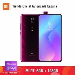 [Wersja globalna dla hiszpanii] Xiao mi mi 9T (pamięci wewnętrzne de 128 GB, pamięci RAM de 6 GB, potrójne kamera de 48 MP) smartphone 2