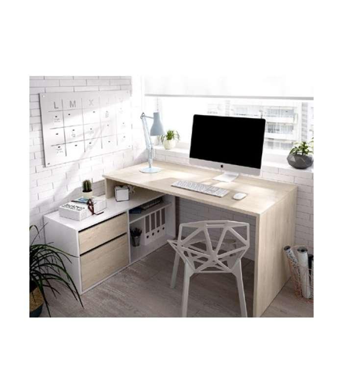 Desk Rox lifelike/white brightness.
